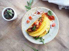 Con cada bocado a estos tacos te transportarás a #México y, además, son #SinGluten Sin Gluten, Tacos Mexicanos, Fresco, Online Shopping, Convenience Store, Finger Foods, Recipes, Glutenfree, Gluten Free