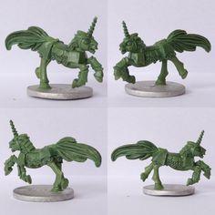 Pony Paladin by Bergiloh