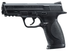 Umarex (Smith & Wesson) M&P Replica - CO2 - Double action, 480 fps! (Steel BBs - 0.177/4.5mm)