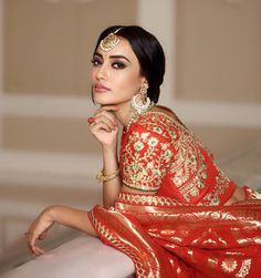 Ideas Indian Bridal Fashion Photography For 2019 Indian Celebrities, Bollywood Celebrities, Bollywood Fashion, Indian Tv Actress, Indian Bridal Fashion, Brunch Outfit, India Beauty, Indian Dresses, Bridal Style