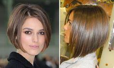 Стрижки на средние волосы. Модные тенденции и классика - фото