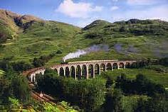 The Jacobite Train, Scotland