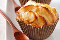 Muffini s jabukom i zobenom kašom Apple Recipes, Sweet Recipes, Baking Recipes, Cake Recipes, Dessert Recipes, Sweets Cake, Cupcake Cakes, Do It Yourself Food, Sweet Bakery