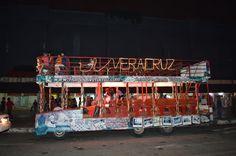 Turibus Veracruz, México
