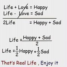 love math formula