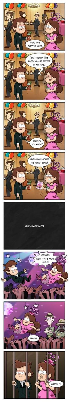 The party by markmak on DeviantArt