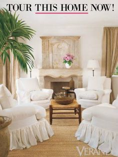 Home tour of Pamela Pierce's beautiful French Country home
