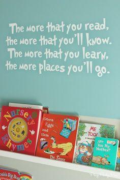 25+ best ideas about Book themed nursery on Pinterest   Nursery ...