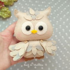 Amazing Image of Owl Sewing Pattern Owl Sewing Pattern Owl Sewing Pattern Felt Owl Ornament Owl Doll Felt Tutorial Etsy Owl Sewing Patterns, Felt Animal Patterns, Stuffed Animal Patterns, Pattern Sewing, Owl Pillow Pattern, Felt Owl Pattern, Sewing Crafts, Sewing Projects, Baby Mobile