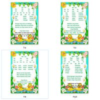 Colorful Positivity Posters for Classroom Structuring School Border, Birthday Charts, Beginning Reading, English Reading, Classroom Behavior, Reading Material, Preschool, Computer Shop, Elementary Teaching