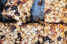 Apricot oat slice recipe, Bite – This slice reminds me of Anzac biscuits You can add in cup chopped nuts for extra crunchtexture if you like - Eat Well (formerly Bite) Vegan Baking, Healthy Baking, Healthy Treats, Apricot Slice, Oat Slice, Anzac Biscuits, Food Hub, Oat Bars, No Bake Bars