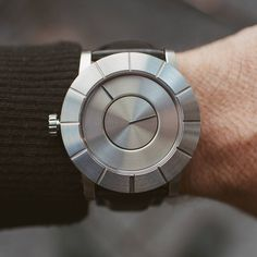Steely good looks. TO watch by Issey Miyake. Check it out here: http://ift.tt/2f6m60l Get yours today at Watches.com