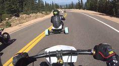 2014 pikes peak drift trike