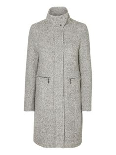 Classic coat from VERO MODA. Keeping you warm this winter.