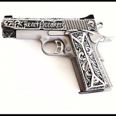 Heart Breaker......somebody tell me where I can buy this gun, if its real.