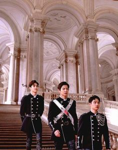 They look like frickin princes<<<they are