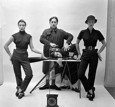 Fotografía por Gordon Parks, 1950