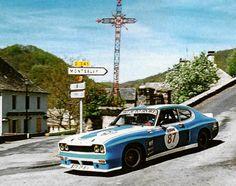 Sport Cars, Race Cars, Mk 1, Ford Capri, Chula, Road Racing, Old Skool, Car Photos, Car Car