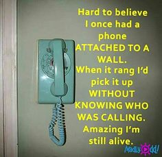 Back when phone calls mattered!!! Now days everybody wants to text! #TBT #Home #Phone ☎️📞