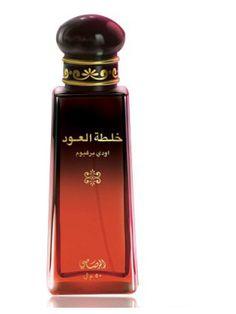 Khaltat Al Oudh Rasasi dla kobiet i mężczyzn