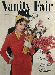 Vanity Fair, March 1955