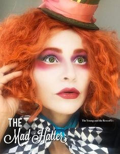 Mad Hatter Halloween Makeup The Young and the Rest of Us Facebook Group. http://www.facebook.com/groups/shelbystheyoungandtherestofus #themadhatter #hatter #madhatter #madhattermakeup #themadhattermakeup #halloween #halloweenmakeup #madhatterhalloweenmakeup #senegence #lipsense #sephora #makeup
