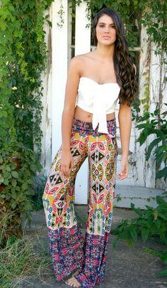 So cute! Yoga pants