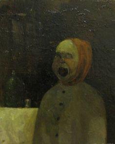 холст, масло, 2008 из альбома «еще работы»