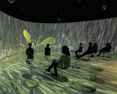 AV Stumpfl cinema show -- immersive experience about beer!