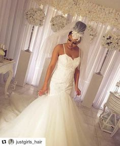 cute hairstyle with veil