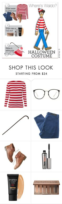 """""""Where's Waldo? 