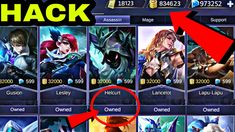 Mobile Legends Hack No Human Verification No Survey? Mobile Legends Hack Tools — No Verification — Unlimited Diamonds (Android and Ios) Mobile Legends Hack Cheats! Bang Bang, Moba Legends, Alucard Mobile Legends, Episode Choose Your Story, Legend Games, Play Hacks, Mobile Legend Wallpaper, App Hack, Game Resources