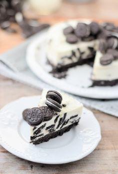 No Bake Oreo Cheesecake #food #cake #summer #nobakeknu