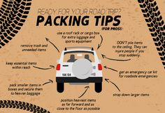 If your vacation plans include a few hours in the car, you need to follow these packing tips! #JukasoJourneys #PackingTips