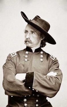 #General George A. #Custer