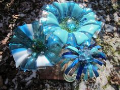 Fused Glass Garden Art | MT AdVentures