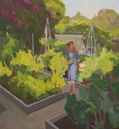 tanyasgarden2  Artist Anne Ward