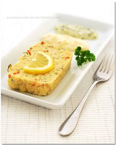 Christmas fish pate by Aga Seafood Dishes, Fish And Seafood, Polish Recipes, Polish Food, Fish Pie, Holiday Recipes, Mashed Potatoes, Pineapple, Fruit