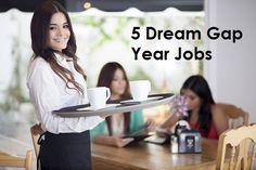5 Dream Gap Year Jobs