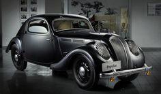 máte rádi staré auta doporučuji škodu Popular Monte Carlo