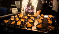 Spiked Punch Tasting! Coconut Shrimp! Coconut Shrimp, Catering, Punch, Toronto, Cheese, Food, Meals, Yemek, Food Court