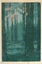 Japanese Prints | Woodblock Prints | Hiroshige, Hokusai, Hasui, Shinsui etc.