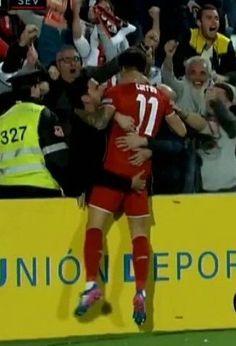Correa en Las Palmas 0 - Sevilla 1