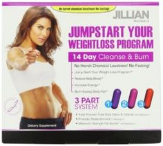 Thin Care Jillian Michaels Jumpstart Cleanse & Burn Kit