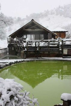 Travel Tuesday | 20 Hot Springs - Check out now, pin later