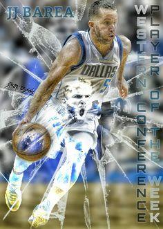 JJ Barea - Dallas Mavericks