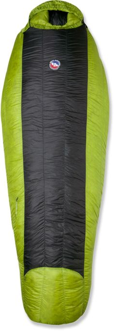 Big Agnes Zirkel SL Sleeping Bag is provides the best in lightweight warmth.