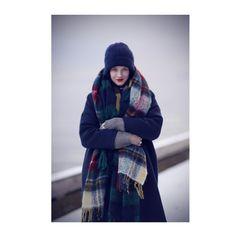 holzweiler fresia scarf, Holzweiler ROSIE Classic coat pink
