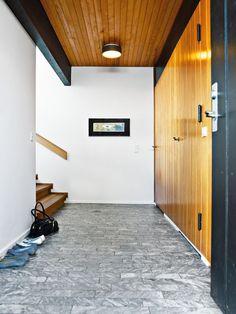 Efter otte år i New York vendte Lulu og Nicolai Henckel, hjem fra USA. Med sig havde de to børn, en container med møbler – og en masse ideer til en gennemgribende ombygning af deres nye 60'er-villa i Nordsjælland.