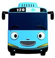 Resultado de imagen para tayo el pequeño autobus